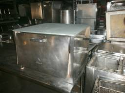 Forno ind . a gas de colocar embaixo de fogão industrial ou em bancada
