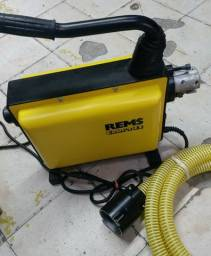 Máquina Desentupidora Elétrica Profissional Rems S Cobra 22Set 16 + 22