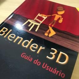 Livro Blender 3D - 3ª Edição