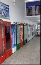 Cervejeiros Expositores e Refrigeradores
