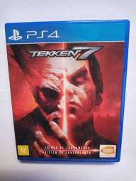Jogo PS4 - Tekken 7