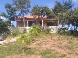 Chacara 5.000m² (Casa, Piscina) Aragoiânia