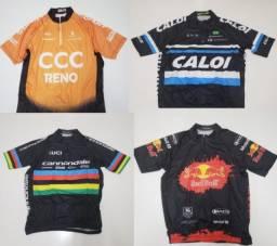 Camisa Camiseta Roupa Ciclista Bike! MTB Esporte Bicicleta Ciclismo Dry Fit