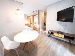 Flat disponível no Hotel Mercure com 1 dormitório e 1 vaga!