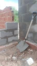 Bloco de cimento ou concreto