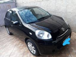 Nissan march ano 2013 2014
