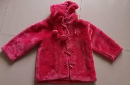 Blusa Infantil Rosa veste tamanho 6
