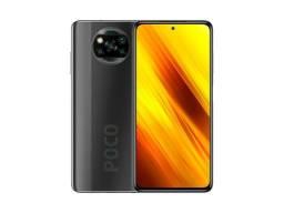 Celular Smartphone Xiaomi Pocophone X3 64Gb - Cinza