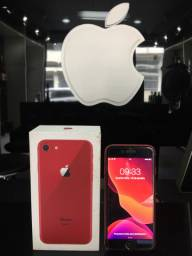 IPhone 8 red 64 gigas