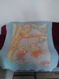 Cobertor de bebê R$80,00