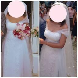 Vestido de Noiva Novo 2021