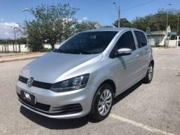 Volkswagen Fox Trendline 1.6 Prata - 2015