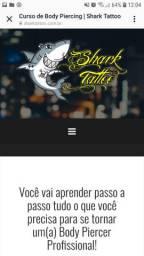 Curso de body piercing online 250 REIAS!!!