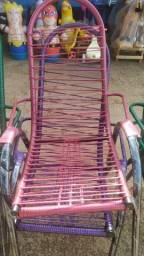 Cadeiras de fios reforçada