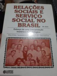 Livro relações sociais e serviço social