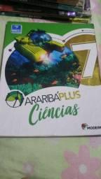Livros Araribá Plus Ciências 7° Ano