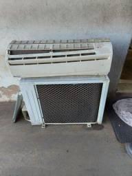 ar condicionado para tirar peças