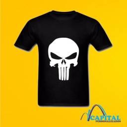 camisas pretas personalizadas