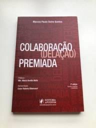 Livro Direito Colaboração (Delação) Premiada Marcos Dutra Santos 2ª Edição 2017
