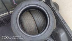 Jogo de pneu aro 16 continental 195 55 16