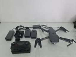 Drone Profissional Dji Mavic Pro Fly More 4k - 10 Voos