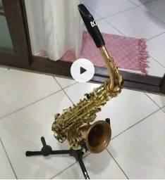 Saxsofone alto dakapo