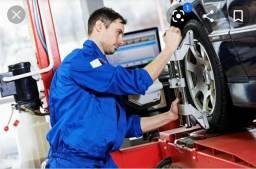 Procura-se mecânico de autos.