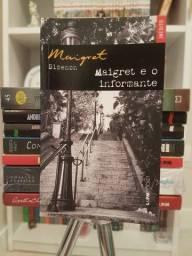 """""""Maigret e o Informante"""" de Georges Simenon em Excelente Estado"""