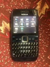 Celular Nokia E63 acessórios Originais