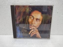 Cd Bob Marley Legend Importado 1984