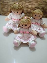 Bonecas de pano Bayeux PB