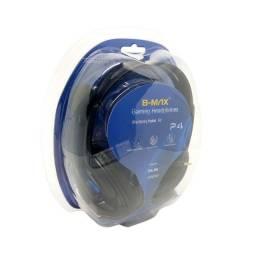 Headset Gamer Com Microfone Ps4 BM733