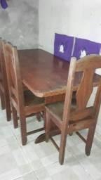 Vendo mesa R$1000
