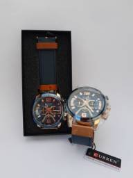 Relógio casual curren