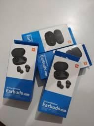 Fone bluetooth Xiaomi Airdots / Earbuds Original