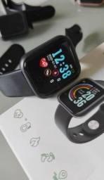 ? Promoção de Smartwatch ?<br><br>? Relógio Digital a Prova d'agua<br>? Entrega grátis