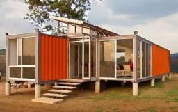 Casa Containers. Projeto Casa do Sonho!