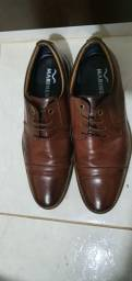 Sapato Oxford número 40