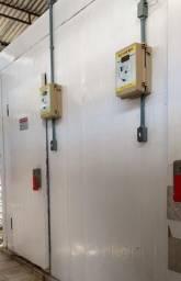 2 Câmara  frigorífica