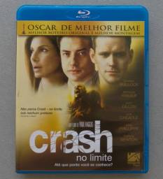 Blu-ray Crash - No Limite (Dublado/Original)
