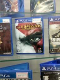 God of War 3 PS4 R$50