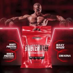 2 Refil Sinister Mass Integralmédica 3kg cada