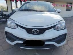 Etios Sedan XS AT
