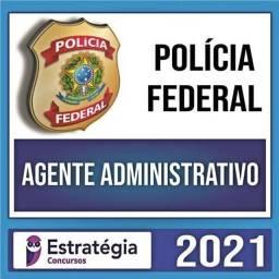 PF 2021- Agente administrativo