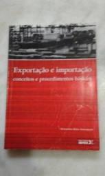 Livro: Exportação e Importação