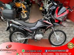 Honda Bros ES 150 - 2013 Impecável