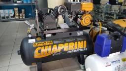 Compressor a combustão 20PES - motor de 4T 15HP