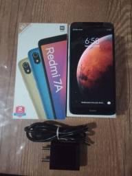 Redmi 7A Xiaomi 32 GB - usado