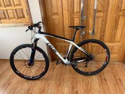 Bike Caloi elite Carbon aro 29 revisada