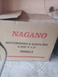 Motobomba a Gasolina 6,5hp